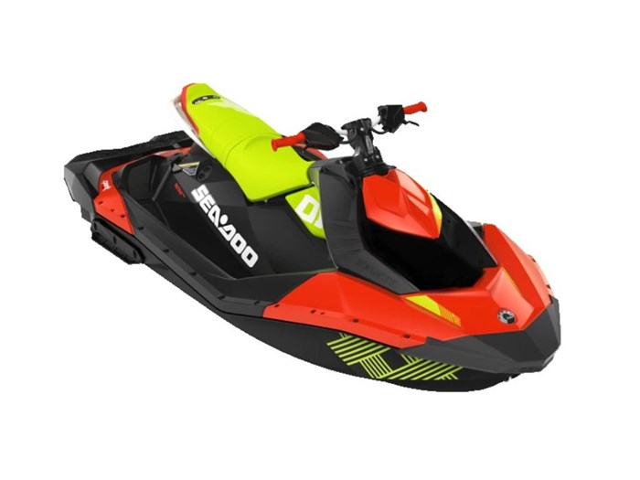 2020 Sea-Doo Spark® Trixx™ 3-up Rotax® 900 H.O. ACE™ Photo 1 sur 2