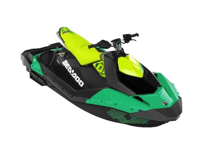 2020 Sea-Doo Spark® Trixx™ 3-up Rotax® 900 H.O. ACE™ Photo 2 of 2