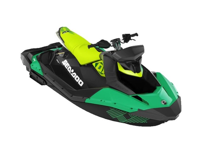 2020 Sea-Doo Spark® Trixx™ 3-up Rotax® 900 H.O. ACE™ Photo 1 sur 2
