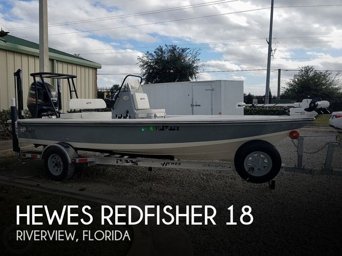 2019 Hewes Redfisher 18 Photo 1 sur 20