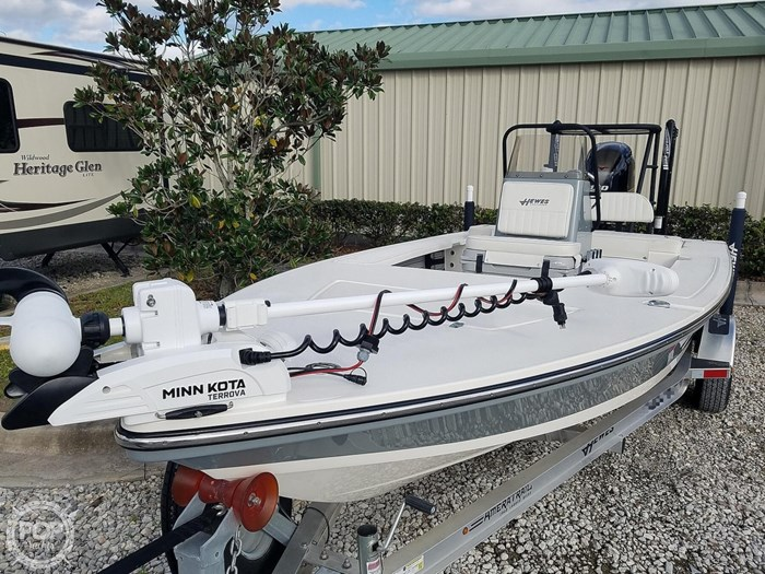 2019 Hewes Redfisher 18 Photo 2 sur 20