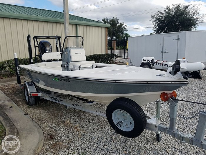 2019 Hewes Redfisher 18 Photo 5 sur 20