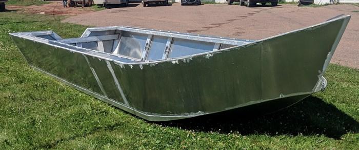 2020 21' x 8' Aluminum Dory/ Work Boat - NEW BUILD Photo 3 of 4