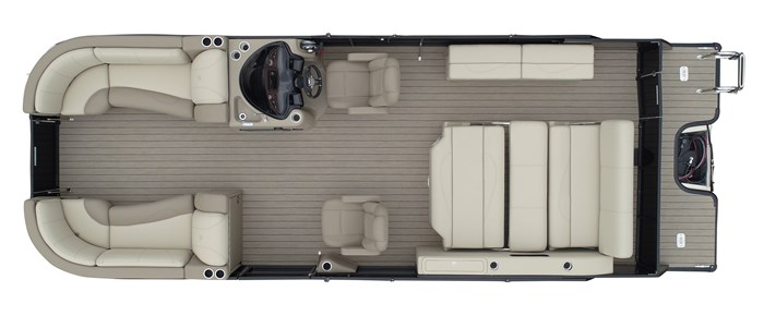 2020 Legend L-Series Dual Lounge (3rd Center Tube Optional) Photo 2 of 4