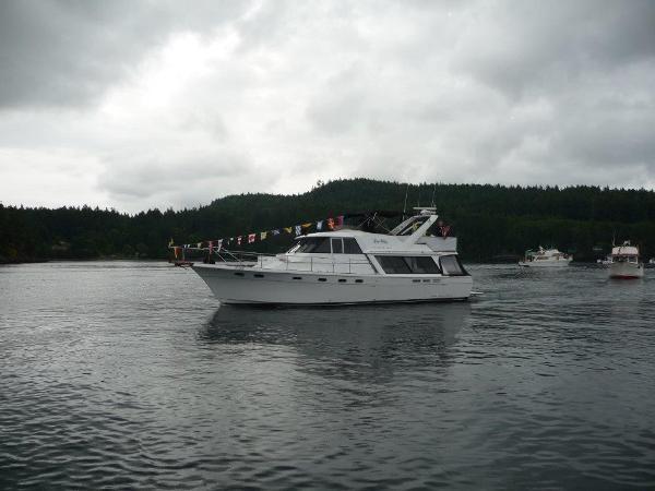 1992 Bayliner 4588 Motoryacht Photo 1 sur 20