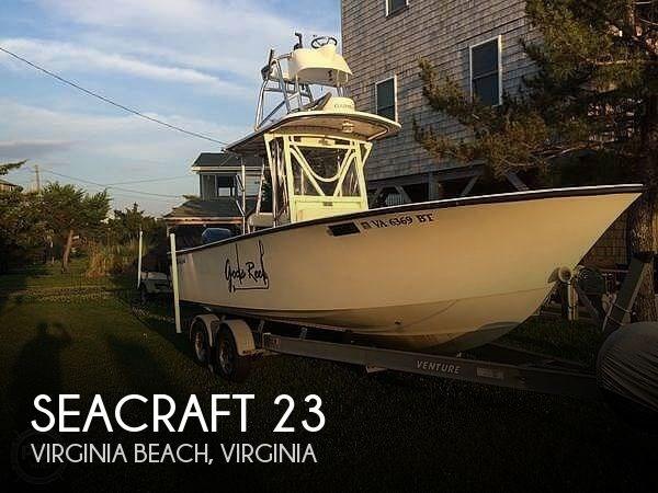 1976 SeaCraft 23 Photo 1 sur 20