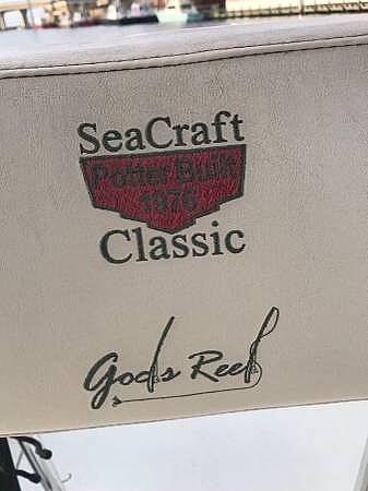 1976 SeaCraft 23 Photo 12 sur 20