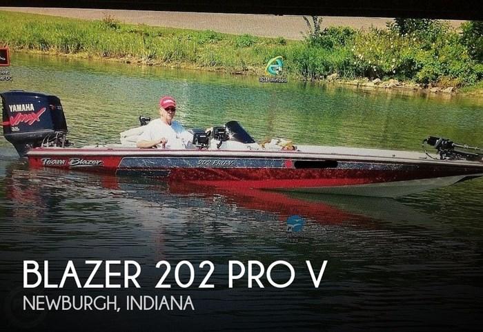 2000 Blazer 202 Pro V Photo 1 of 21