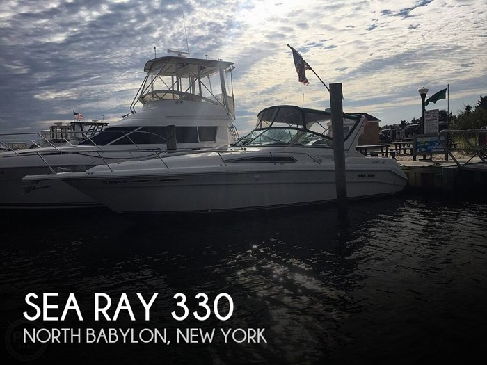 1993 Sea Ray 330 Sundancer Photo 1 sur 10