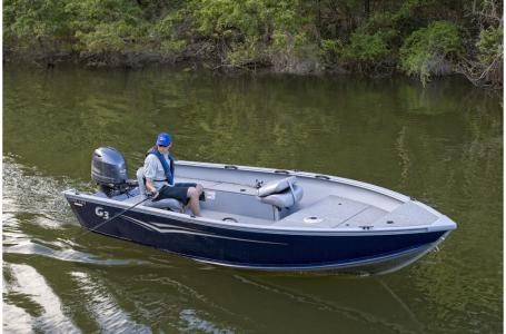 2019 G3 V167T with Outboard and Trailer Package Photo 2 sur 8