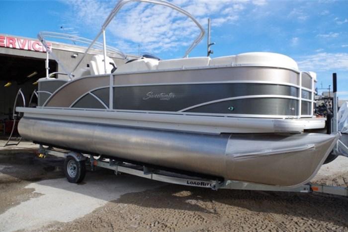 2017 Godfrey Pontoons SWPE235SR - Pontoon Boat with outboard motor Photo 1 sur 8