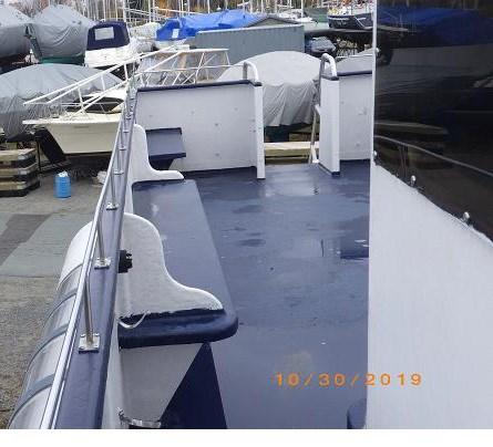 1997 48'6 x 16' GRP Passenger Vessel - Also Available for Lease Photo 5 sur 37