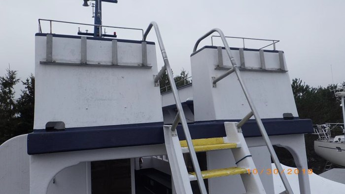 1997 48'6 x 16' GRP Passenger Vessel - Also Available for Lease Photo 10 sur 37