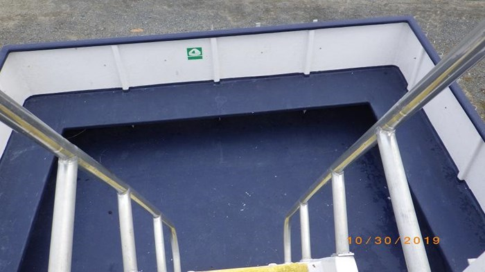 1997 48'6 x 16' GRP Passenger Vessel - Also Available for Lease Photo 25 sur 37