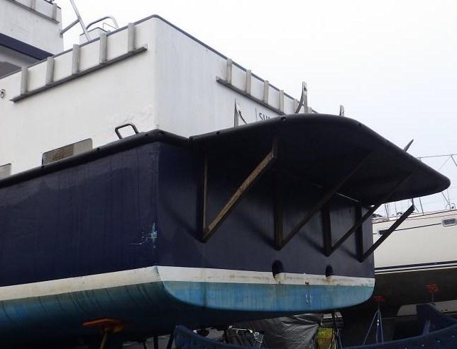 1997 48'6 x 16' GRP Passenger Vessel - Also Available for Lease Photo 6 sur 37