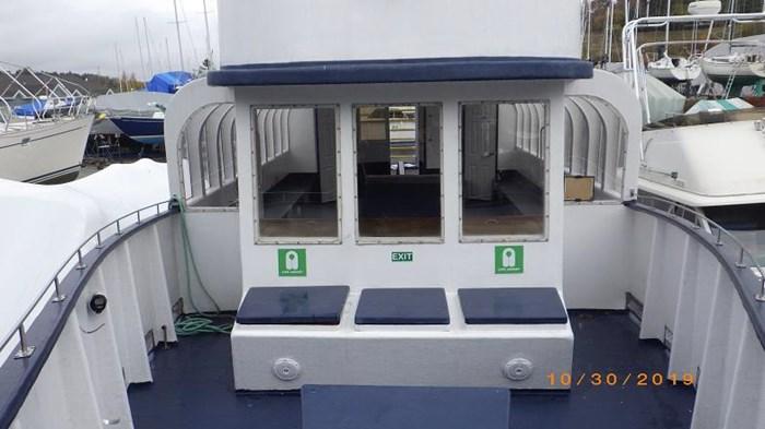 1997 48'6 x 16' GRP Passenger Vessel - Also Available for Lease Photo 12 sur 37
