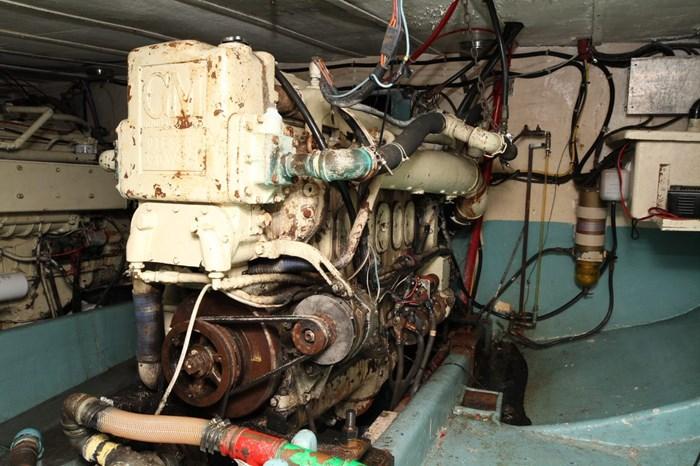 1997 48'6 x 16' GRP Passenger Vessel - Also Available for Lease Photo 37 sur 37
