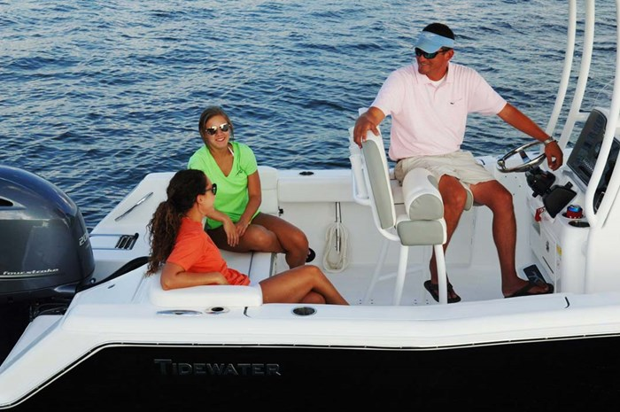 2020 Tidewater 220 LXF Photo 4 of 7
