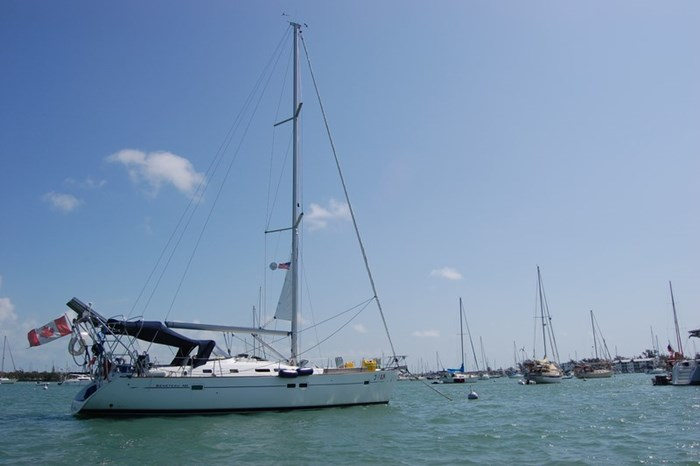 2006 Beneteau Oceanis 423 Photo 1 sur 28
