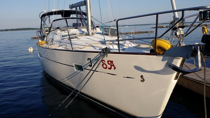 2006 Beneteau Oceanis 423 Photo 8 sur 28