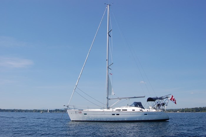 2006 Beneteau Oceanis 423 Photo 2 sur 28
