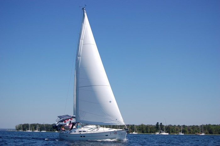 2006 Beneteau Oceanis 423 Photo 4 sur 28
