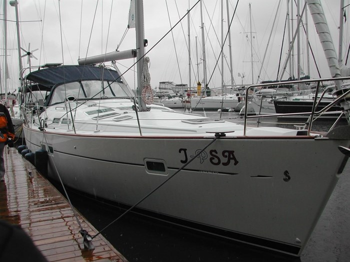 2006 Beneteau Oceanis 423 Photo 7 sur 28