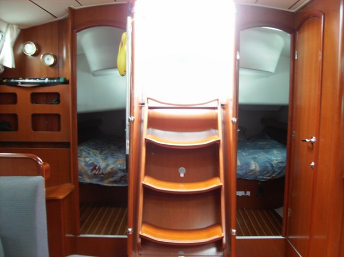 2006 Beneteau Oceanis 423 Photo 27 sur 28