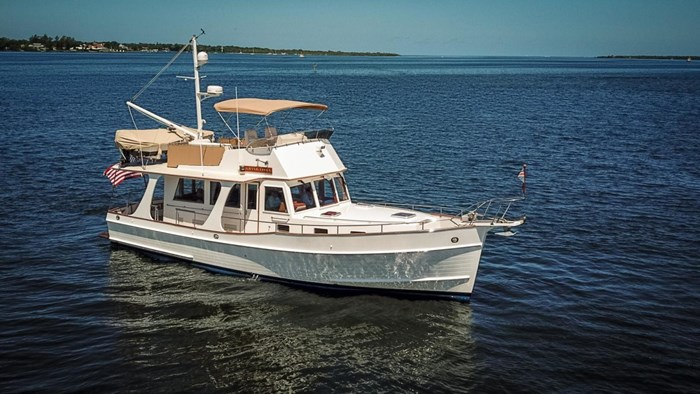2004 Grand Banks Europa 42 Photo 10 sur 86
