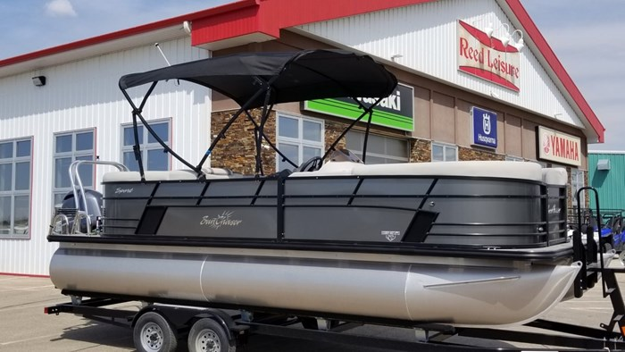 2019 Sun Chaser DEMO SunChaser 22 LR DH SPORT TRI-TOON Photo 1 sur 22