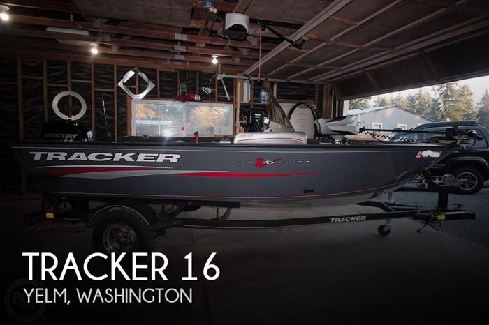 2017 Tracker Pro Guide V16 SC Photo 1 sur 20