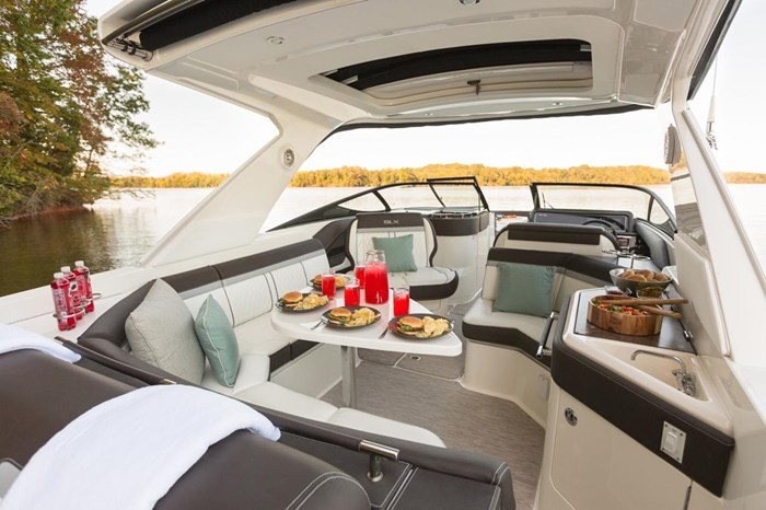2016 Sea Ray SLX 310 Photo 14 of 27