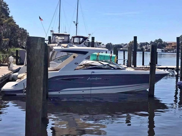 2016 Sea Ray SLX 310 Photo 25 of 27
