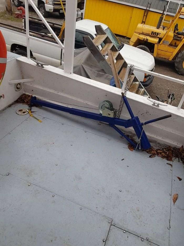 1982 37' x 11' Trawler Steel and Aluminum Photo 30 sur 37