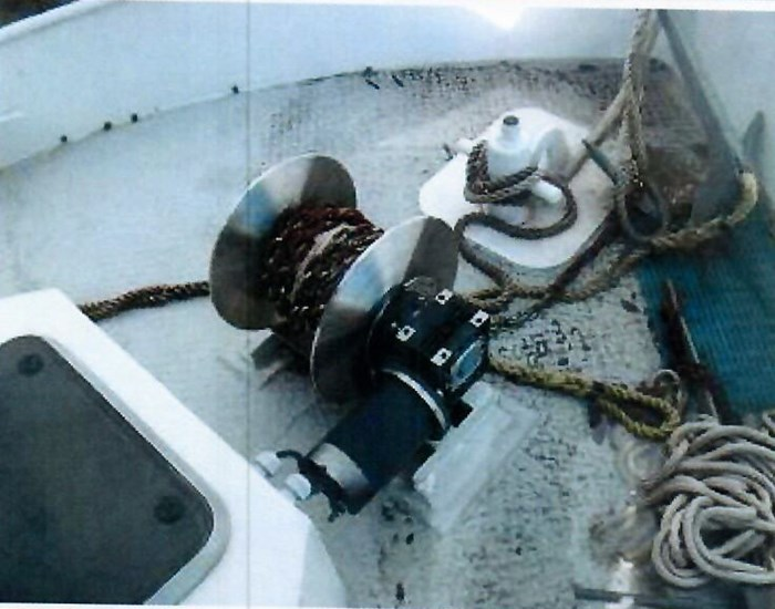 1982 37' x 11' Trawler Steel and Aluminum Photo 35 sur 37