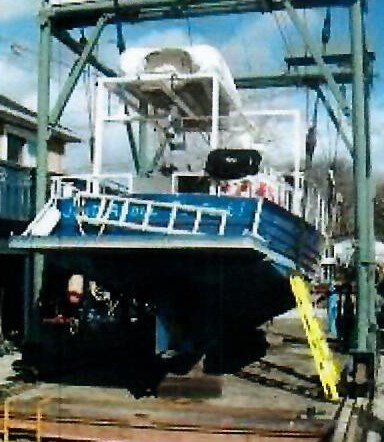 1982 37' x 11' Trawler Steel and Aluminum Photo 37 sur 37