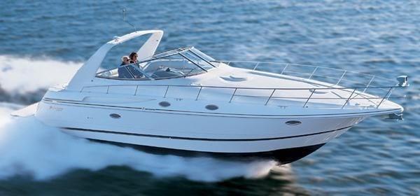 2003 Cruisers Yachts 3870 Express Photo 1 of 36