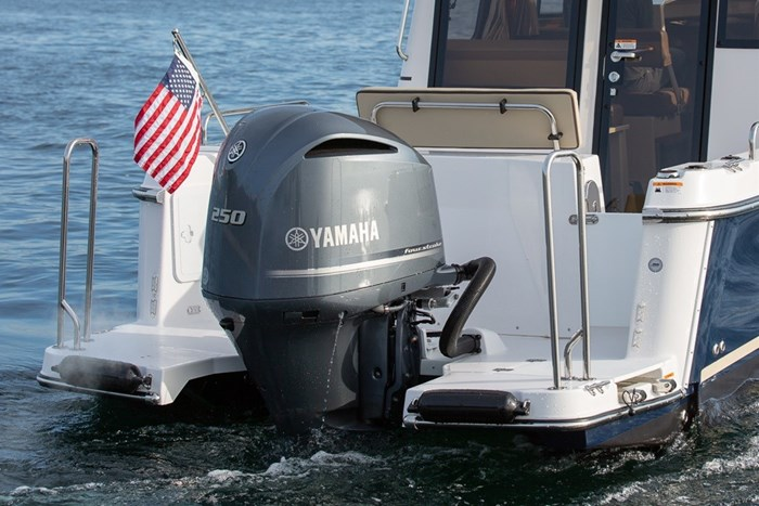 2020 RANGER TUGS R25 LUXURY EDITION Photo 7 of 7