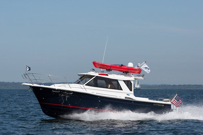 2020 CUTWATER C28 LUXURY EDITION Photo 1 of 7