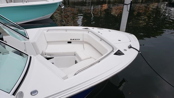 2020 Blackfin 242DC Dual Console Photo 22 of 28