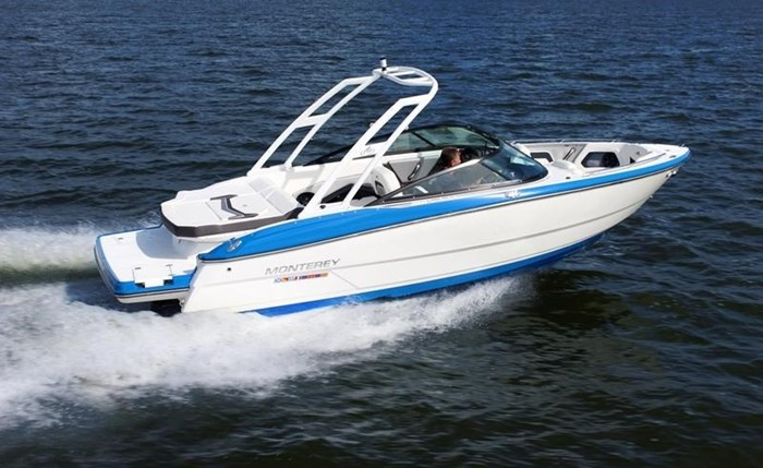 2020 Monterey 238SS Bowrider Photo 2 of 8