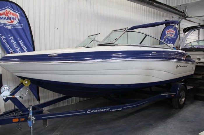 2020 Crownline 205 SS Photo 1 of 17