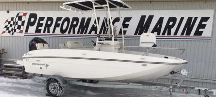 2020 Bayliner Element F18 Photo 2 sur 7