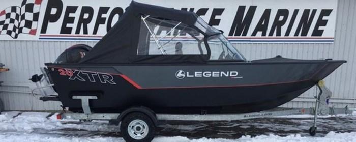 2020 Legend 20 XTR Troller Photo 1 sur 6