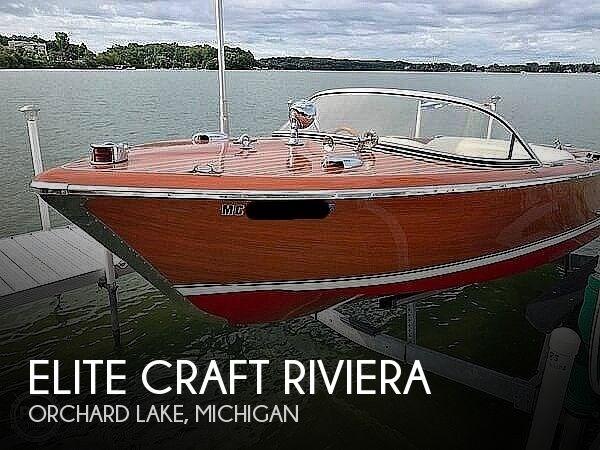 1992 Elite Craft Riviera Photo 1 sur 20