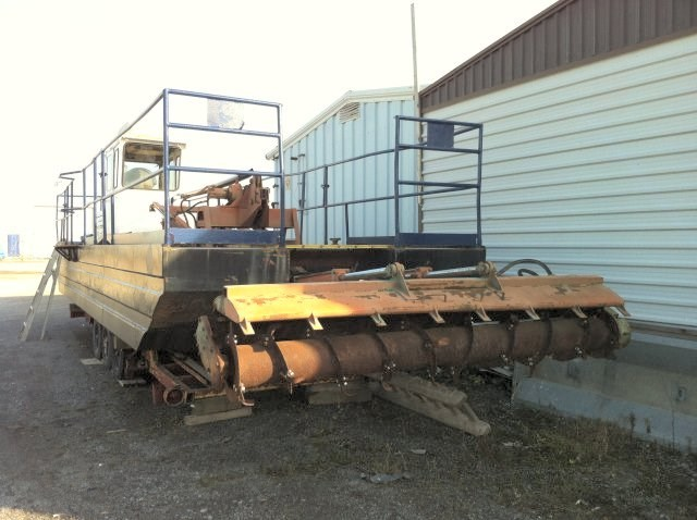 2005 Mudcat MC-915 Auger Dredge Photo 2 sur 6
