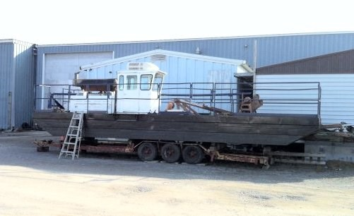 2005 Mudcat MC-915 Auger Dredge Photo 1 sur 6