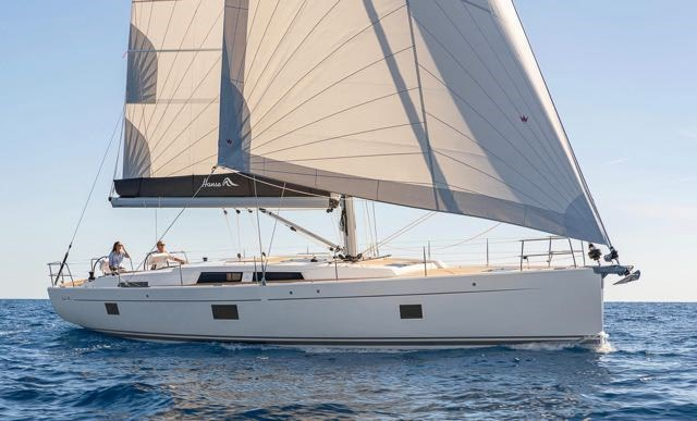 2020 Hanse Yachts Hanse 508 Photo 1 of 7