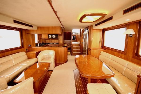 2020 Fleming 65 Pilothouse In Stock Photo 2 sur 47