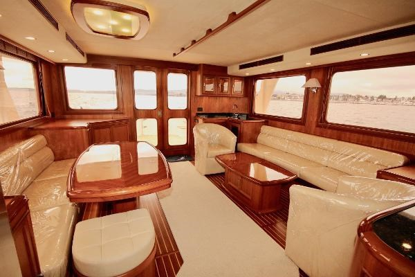 2020 Fleming 65 Pilothouse In Stock Photo 3 sur 47
